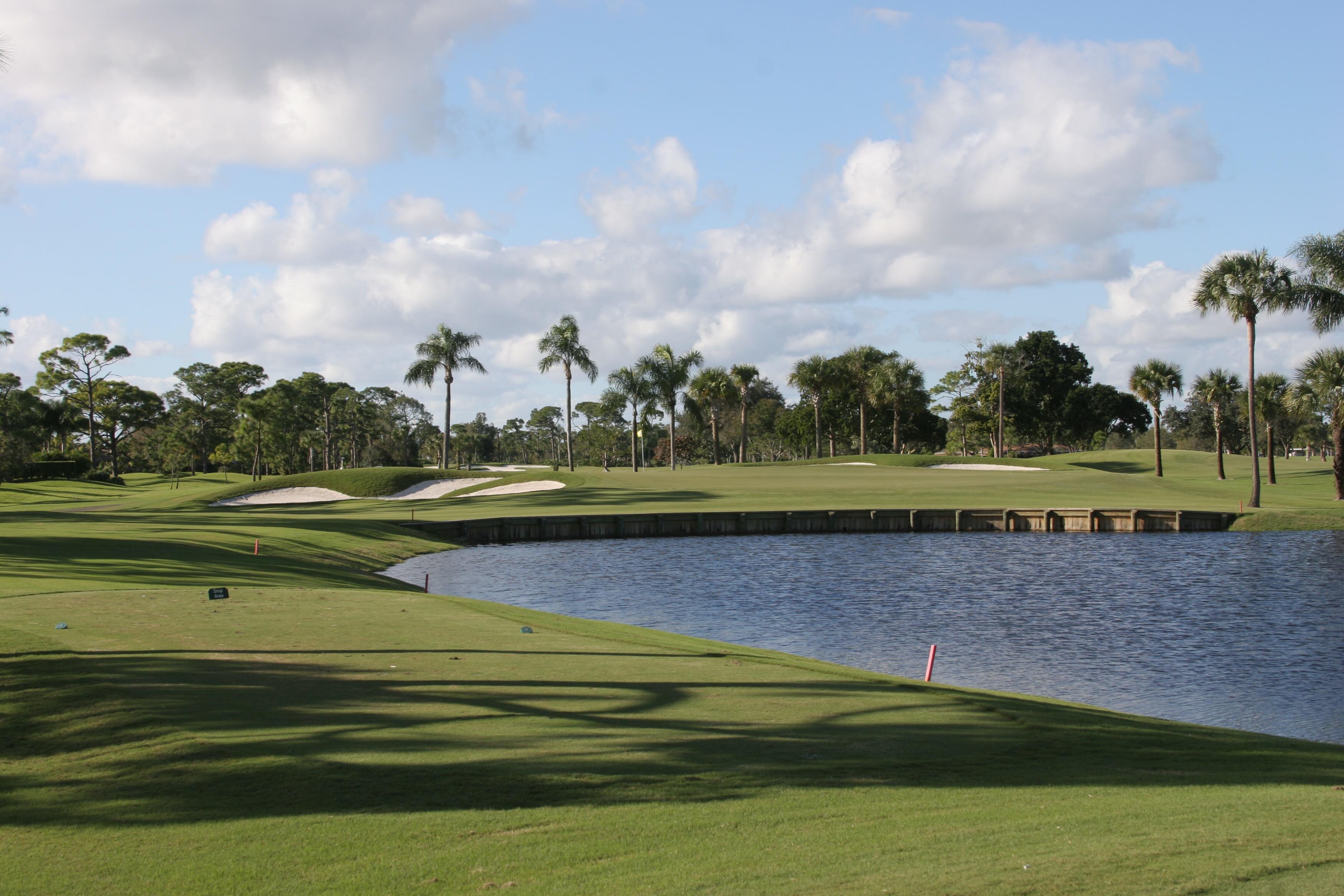 Palm Beach Gardens Par  Golf Course